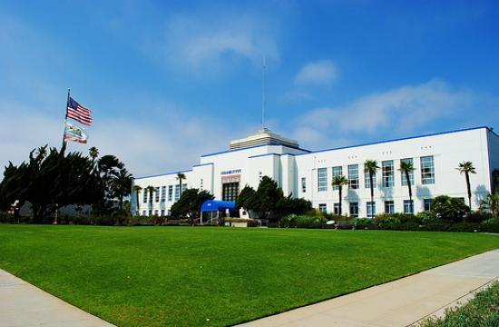 The City's new Council members will be sworn in at Santa Monica City Hall tonight