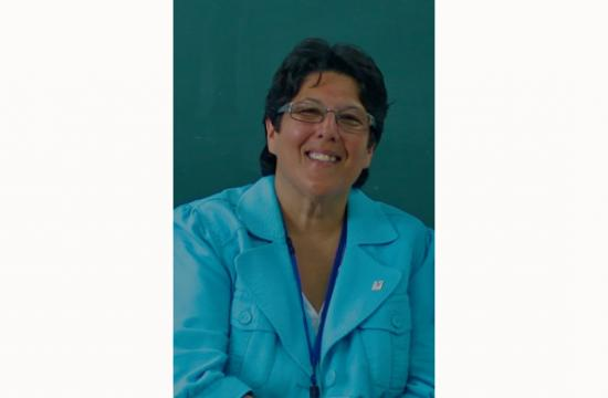 John Adams Middle School principal Eva Mayoral has been selected as the 2013 Outstanding Administrator of the Year by the California Music Educators Association (CMEA).