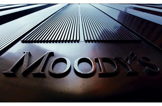 According to Moody's Investors Service