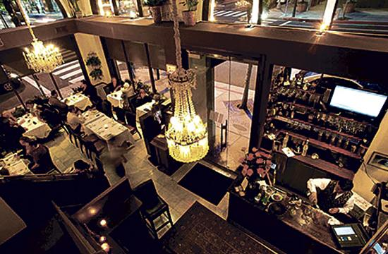 Enjoy dishes from restaurants across Santa Monica during dineLA Restaurant week such as JiRaffe Restaurant.