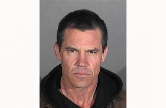 Actor Josh Brolin was booked into custody at 3 a.m. Wednesday at Santa Monica jail after being found heavily intoxicated.