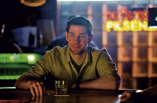 """John Krasinski stars as Dustin Noble in """"Promised Land"""