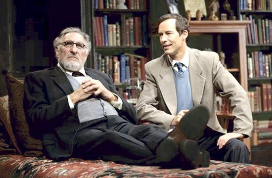 'Freud's Last Session' runs at The Broad Stage Jan. 11 through Feb. 10.