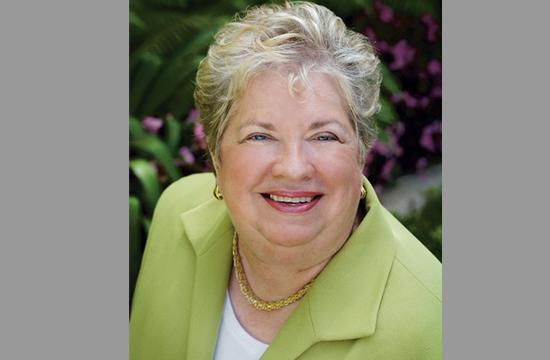 Newly appointed Santa Monica Mayor Pam O'Connor.