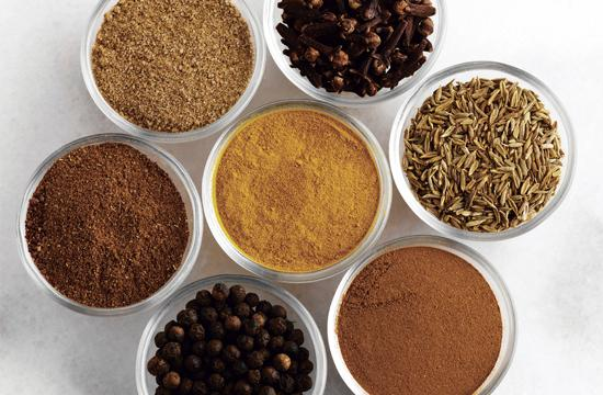 Warming herbs and spices help detoxify and cleanse your body by supporting the function of your liver