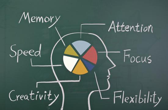 Some ways you can boost your cognitive skills are by taking classes