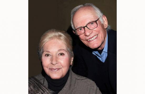 A Gala will be held to honor Alan and Marilyn Bergman