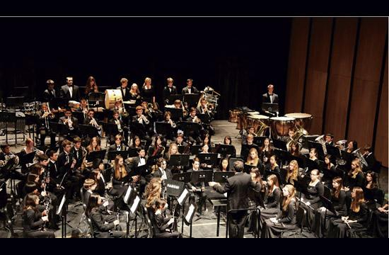 The Samohi Wind Ensemble will perform at the 2013 Chicago International Music Festival