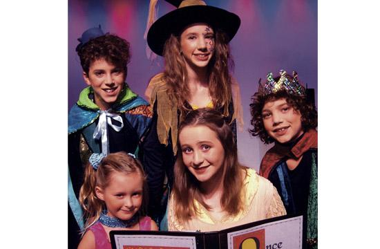 Children of any age can enroll in various theater workshops at the Santa Monica Playhouse.