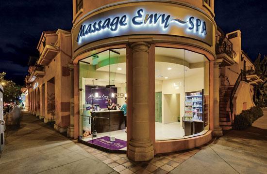 Rejuvenate At Massage Envy On Montana Ave.