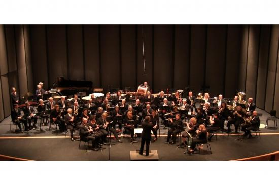 Santa Monica College's Emeritus College Concert Band will perform at 3 pm today