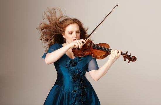 Rachel Barton Pine will perform with the New West Symphony this weekend