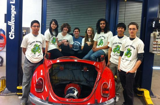 TreePeople and Edison International will organize all-expenses paid field trips for students at Santa Monica High School.