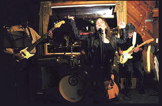 Kat and the Blues Hounds will perform next Friday at Sonny McLean's from 9 pm until 12:30 am.