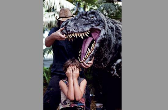 Erth's Dinosaur Petting ZooSaturday
