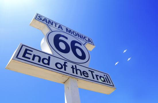 The Santa Monica Conservancy will host a Route 66 talk this Sunday