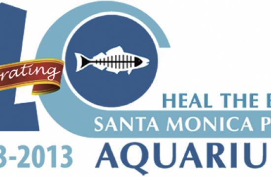 Heal the Bay's Santa Monica Pier Aquarium celebrates is 10th birthday today