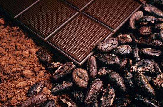 Choose dark chocolate over milk chocolate