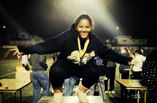 Samohi Delians Honor Society student Zaire Overton was recently named the 2013 Wendy's High School Heisman Award Female School Winner and is named to the 2013 South Bay Girls Senior Soccer All Star Team.