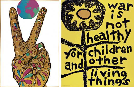 (Left) World Peace