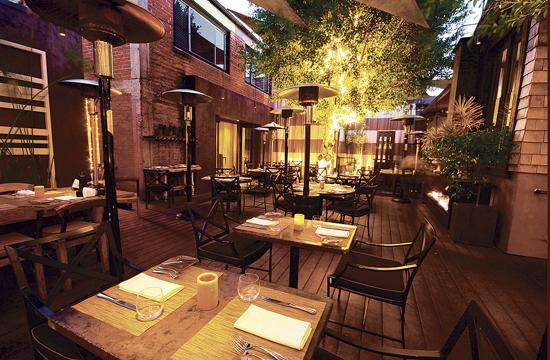 """The 1st Annual """"Paddy O'Party"""" will be held on the patio at Wilshire restaurant on March 17"""