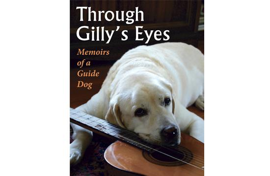 Santa Monica resident Matthew VanFossan has published a book that describes his spiritual journey from a unique point of view: through the eyes of his guide dog.