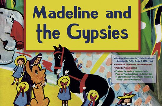 Madeline and the Gypsies is on stage at Morgan-Wixson Theatre through April 7.