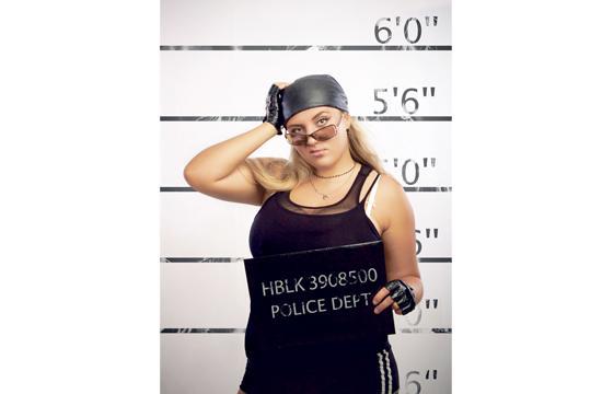 Lindsay Lohan Arrested At Promenade On General Principles.