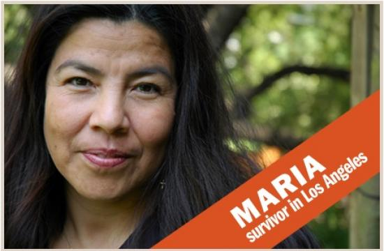 For almost 28 years Maria Suarez was held against her will.