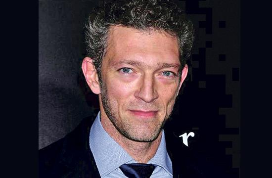 """Vincent Cassel as a bad guy in Danny Boyle's crime thriller """"Trance"""" co-starring James McAvoy and Rosario Dawson."""