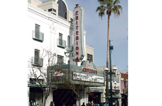 AMC Criterion 6 at 1313 Third Street Promenade screened its final film last Thursday.