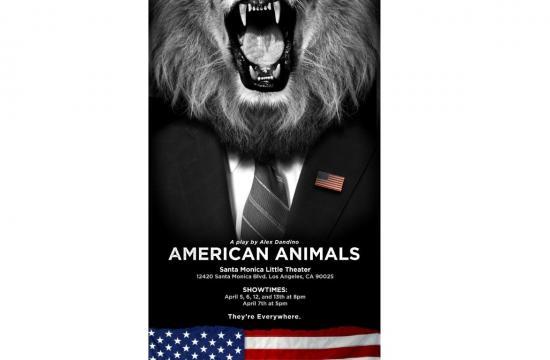 'American Animals' debuts at Santa Monica Little Theater.