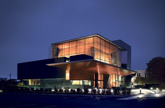 The Broad Stage at the Santa Monica College Performing Arts Center.