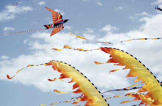 The 2nd Annual Otis College of Art and Design Kite Festival will be held Sunday