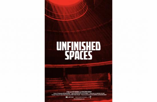 'Unfinished Spaces' will screen at the Santa Monica Public Library this weekend.