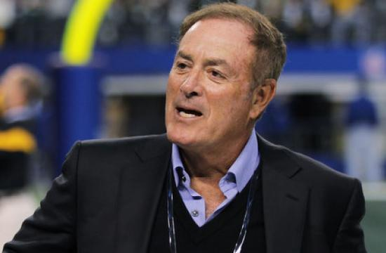 Broadcaster Al Michaels was arrested and charged with a DUI in Santa Monica on Friday night.