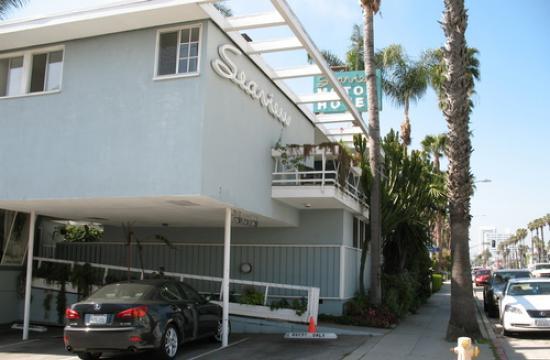 Seaview Hotel is located at 1760 Ocean Avenue in Santa Monica.