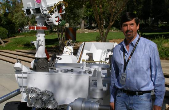 Keith Novak is a senior engineer at the Jet Propulsion Laboratory in Pasadena.