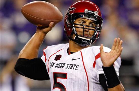 Former Samohi quarterback Ryan Katz gets his chance in the NFL.