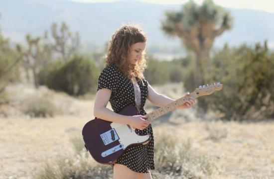 Clare Means has been performing on the Third Street Promenade since 2007.