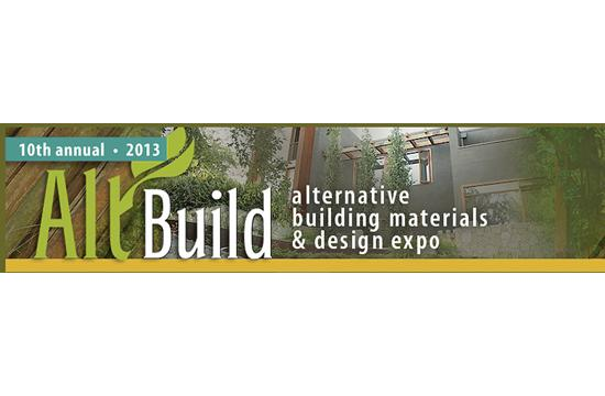 The 10th Annual Alt Build Expo is Friday and Saturday from 10 am to 5 pm.