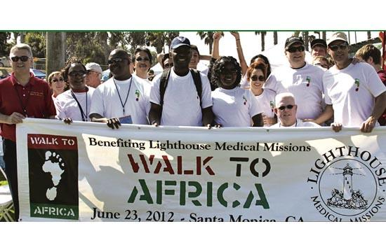 The 5th Annual Walk To Africa will be held Saturday