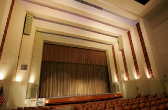 Barnum Hall will be featured on June 2 as part of the Santa Monica Conservancy Tour.