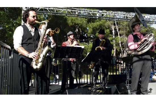 The City of Santa Monica presents its 22nd annual Santa Monica Festival this Saturday at Clover Park