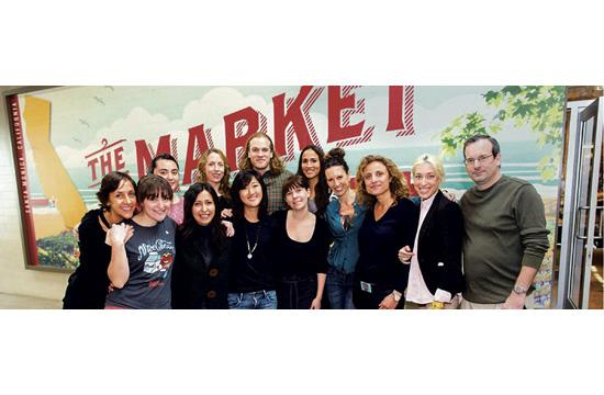 """The Market at Santa Monica Place is celebrating its second anniversary with the launch of """"Good Food Fridays."""" The ladies of Venokado will offer two-for-one wine tastings as part of the monthly event"""