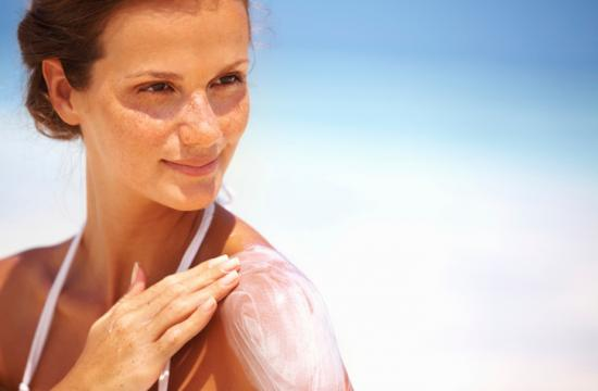 Sunscreen is important for protecting your skin from the sun's UVA and UVB rays.