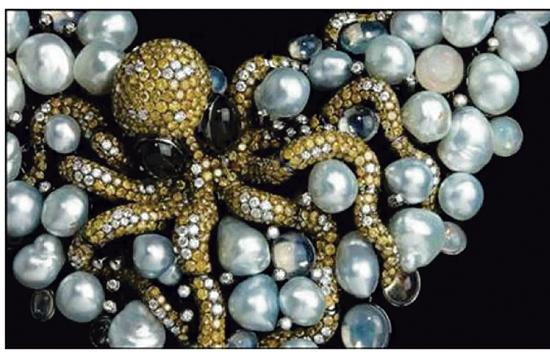The International Gem and Jewelry Show will be held daily through Sunday at the Santa Monica Civic Auditorium.