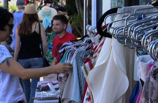 Main Street Santa Monica will host its Sidewalk Sale this Saturday and Sunday.