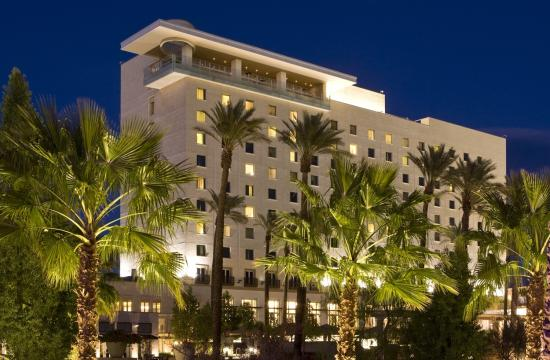 Fantasy Springs Resort Casino in Indio features 250 rooms and a top level Wine Bar and Cocktail Lounge.