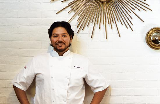 FIG restaurant executive chef Ray Garcia will host two events this weekend celebrating L.A.'s best restaurants and chefs of 2013.